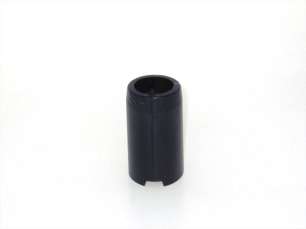 画像1: 一升瓶キャップシール(首長)■50枚組■黒ツヤ消し (1)