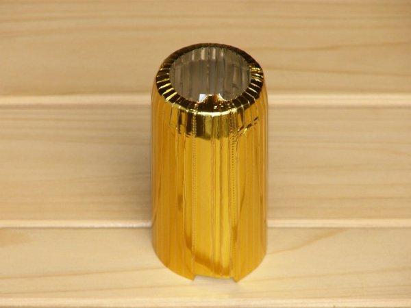 画像1: 一升瓶キャップシール(首長)■25枚組■ (1)