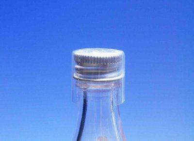 画像2: ミニチュア瓶キャップシール■100枚組■